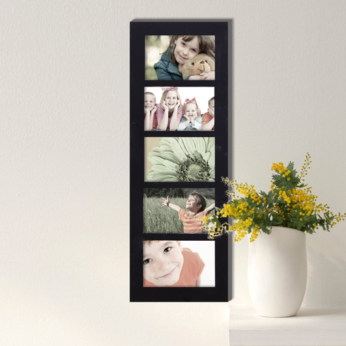 Adeco 5 Opening Collage Picture Frame 4x6 Pf0271