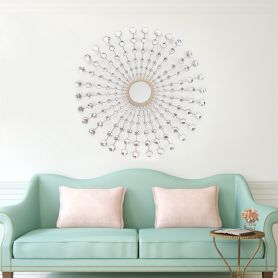 Starburst Wall Decor