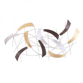 Metal Abstract Wall Art