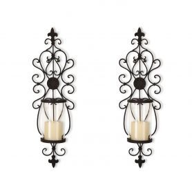 Adeco Candle Holder & Sconce