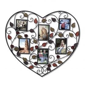 Adeco Decorative Picture Frame