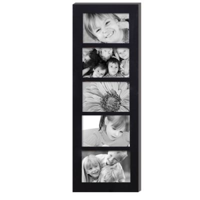 Adeco 5-Opening Collage Picture Frame